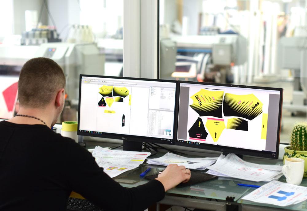 DOWE Produktion Designprozess