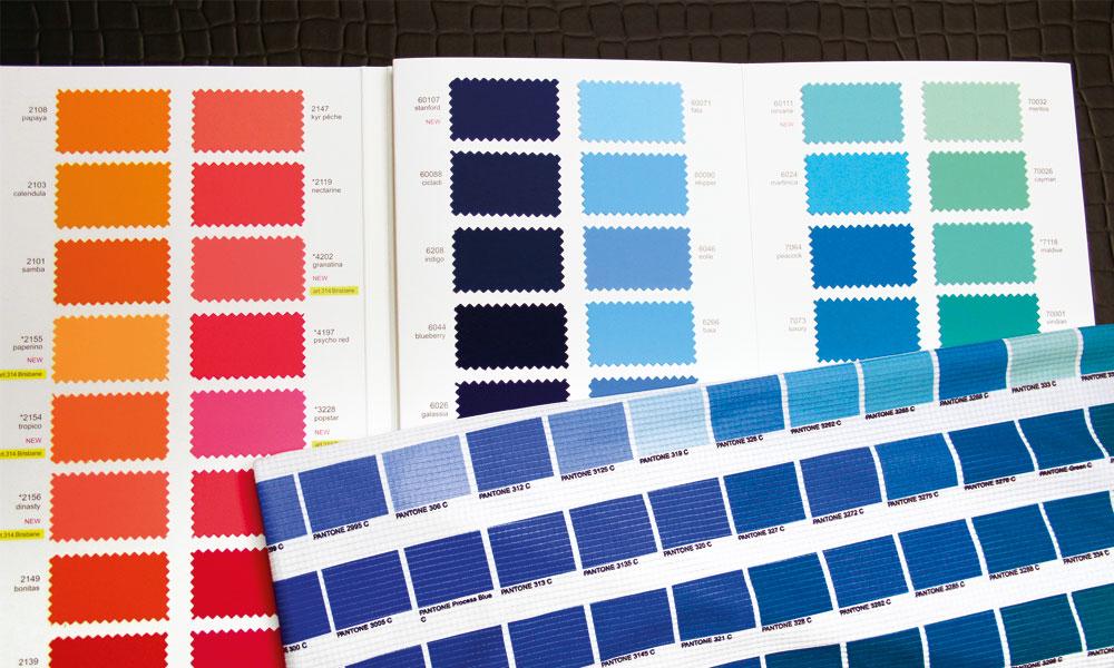 Druckfarben Muster