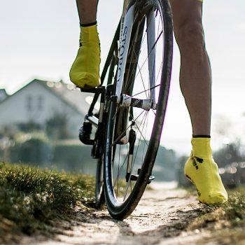 Radsport-Überschuhe Winter