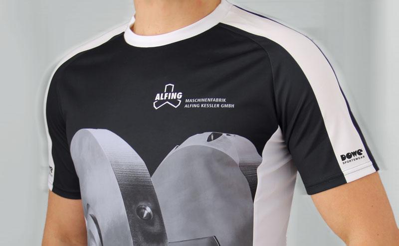Dowe Marathon-Shirt
