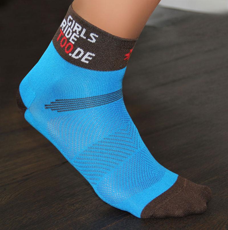 Radsport-Socke von DOWE Sportswear