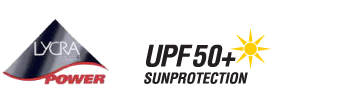 UPF 50+ Sunprotection
