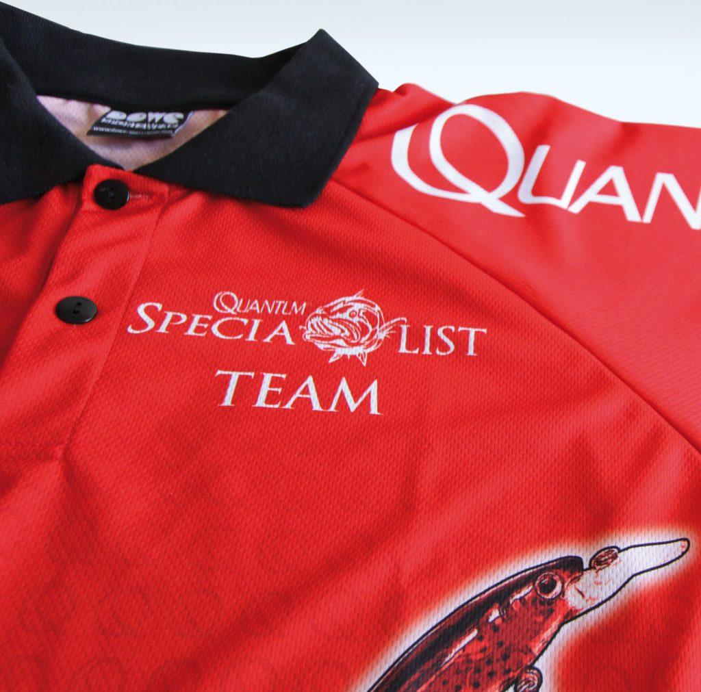 Functional Polo Shirt Club Branding