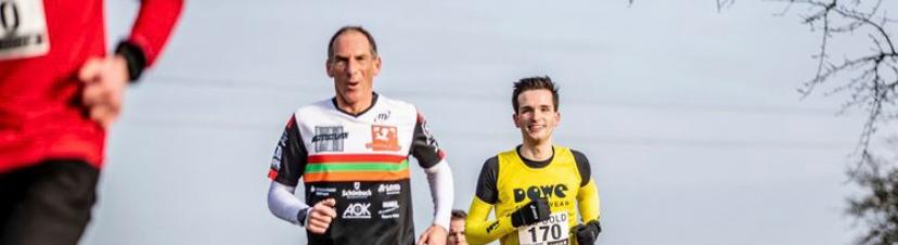 2. Lauf der Alb-Gold Winterlaufserie in Pliezhausen