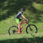 """Radler mit Dowe Sportswear Race/Allround-Bikeshort """"Neon"""""""