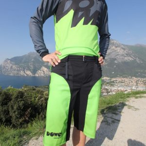 "MTB / Enduro Long-Sleeve Jersey ""Laser"" front side"