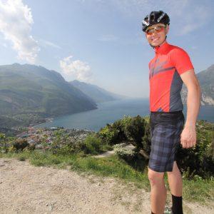 DOWE Race Trikot am Gardasee