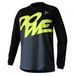"MTB/Enduro Shirt Langarm ""New Fluo"""