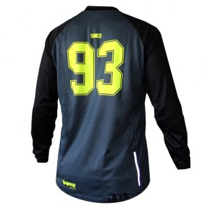 "MTB / Enduro Long-Sleeve Jersey ""New Fluo"""