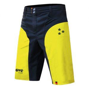 """DOWE MTB/Enduro Bikeshort """"Yellow"""""""