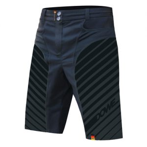 "Dowe Sportswear Race/Allround-Bikeshort ""Grey Stripes"""
