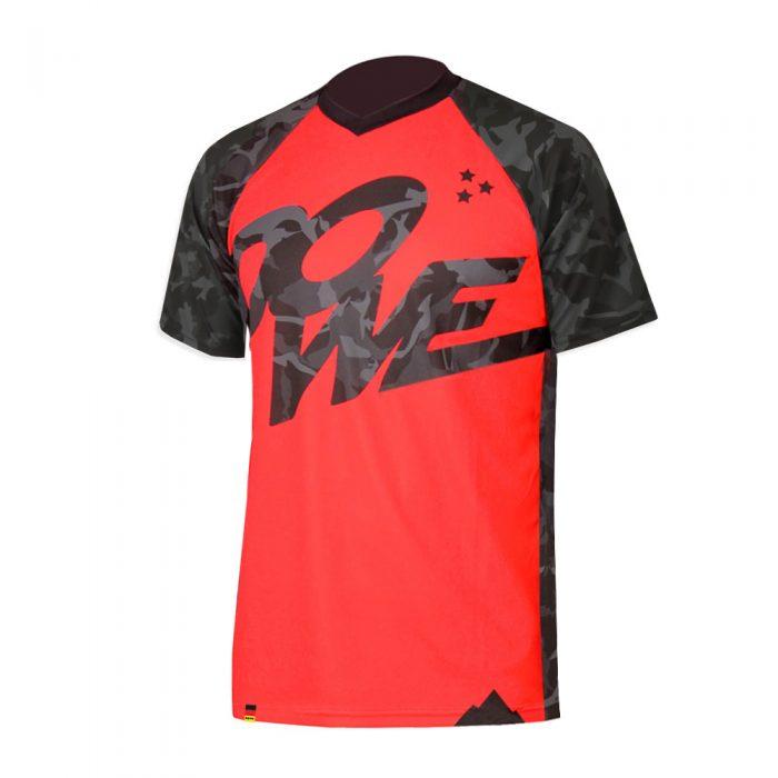 "MTB/Enduro Shirt Kurzarm ""Fire"""