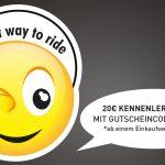 """20€ Kennenlernrabatt mit Gutscheincode """"DOWE-20"""" ab einem Einkaufswert von 150 Euro"""