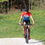 "DOWE Sportswear Carbon Radtrikot ""Race Pro II"" - Radfahrer"