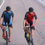 DOWE Sportswear Ultra II Trägerhose und Road Ultimate Jersey