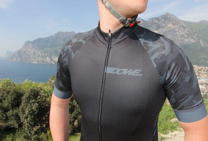 """DOWE Sportswear Carbon Pro Radtrikot """"Rocker"""""""
