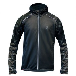 "DOWE Sportswear Active Jacket ""Black Camo"""