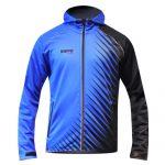"Dowe Active Jacket ""Blue Stripes"""