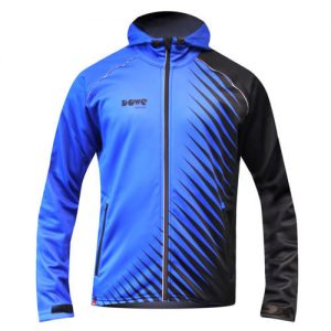 "Dowe Active Jacket ""Blue Stripes"""