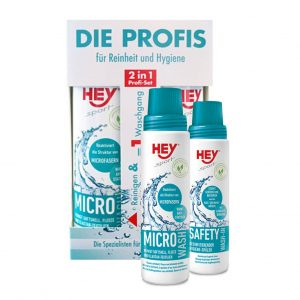 HEY SPORT Hygiene-Spray 2in1