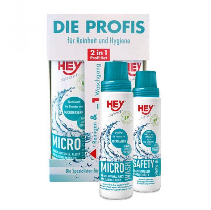 HEY SPORT Hygiene-Spray 2in1