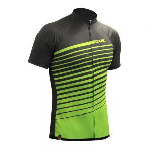 "DOWE Sportswear Carbon Radtrikot ""Hornet"" Front"