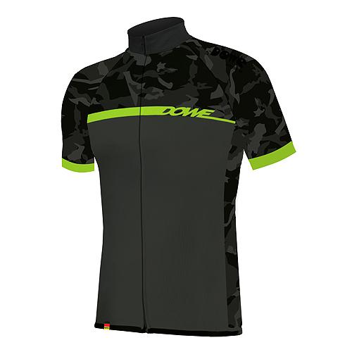 """DOWE Sportswear Carbon Pro Radtrikot """"Lime"""""""