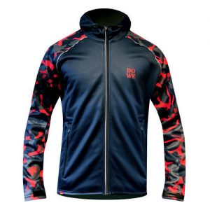 "Dowe Active Jacket ""Red Camo"""