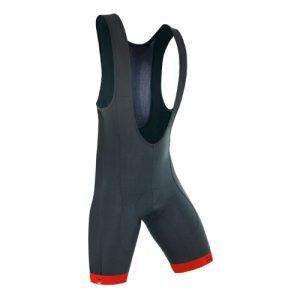 Dowe Sportswear Trägerhose Ultra I in rot