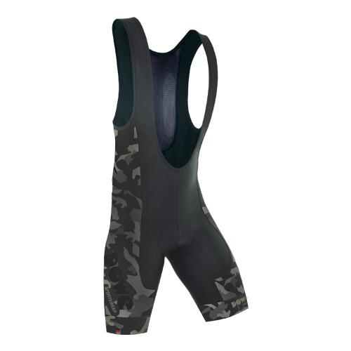 Dowe Sportswear Trägerhose Ultra II Dark Camo