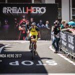DOWE Sportswear beim Sellaronda Hero 2017 mit Fabian Dorfmann