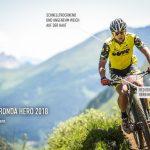 DOWE Sportswear beim Sellaronda Hero 2018 mit Fabian Dorfmann