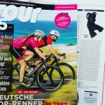 "Dowe Bib Short im Bike-Magazin ""Tour"""