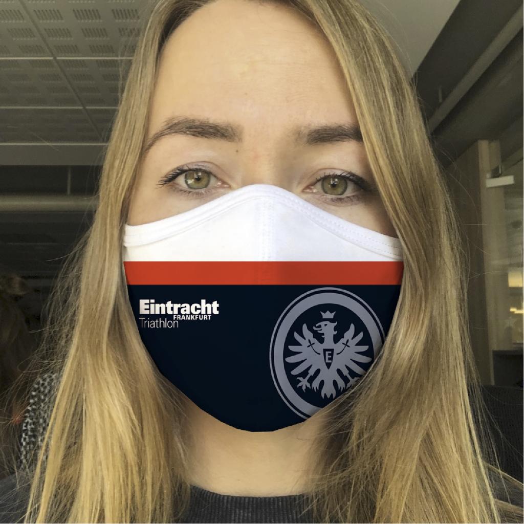 "Dowe Sportswear Community Mask ""Eintracht Frankfurt"""