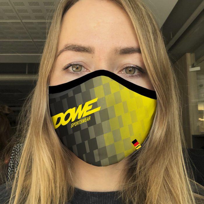 Dowe Sportswear Mundschutz Team