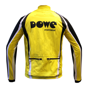 Dowe Sportswear Wind Jacket back side