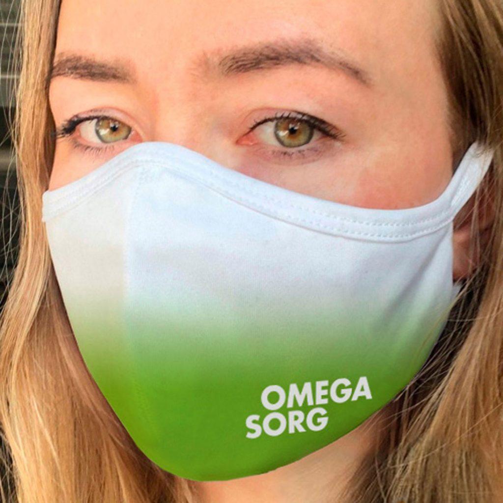 Dowe Sportswear Community Mask Omega Sorg