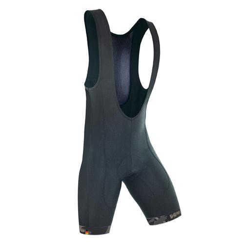 DOWE Trägerhose schwarz