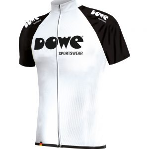 Carbon Radtrikot Promo Black White