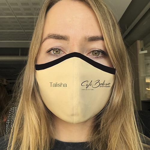Premium Community Mask - Alisha