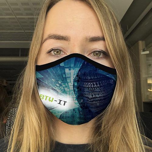 Premium Community Mask - BTW-IT