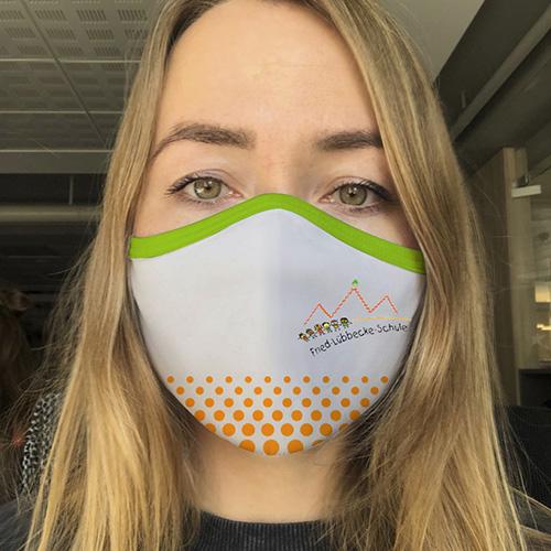 Premium Community Mask - Schule