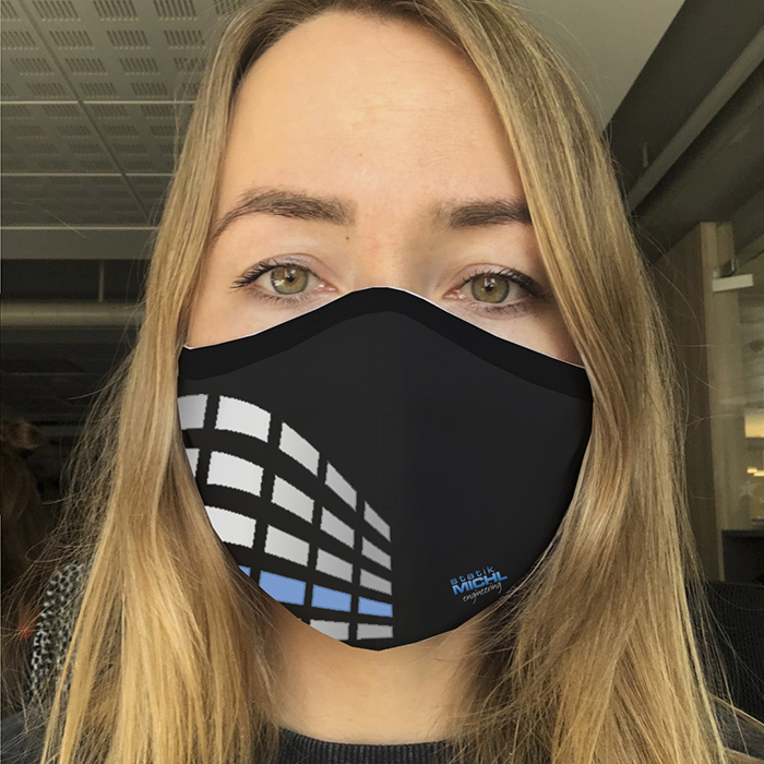 "Dowe Sportswear Community Mask ""Michl Optik"""