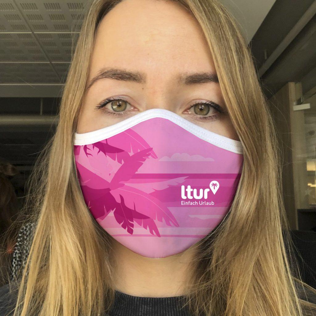 Dowe Sportswear Community Mask ltur