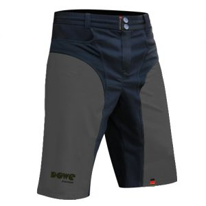 Dowe Race Shorts Grey