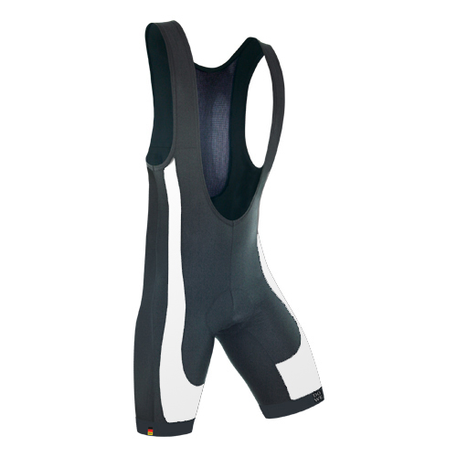 Ultra II Bib Short white