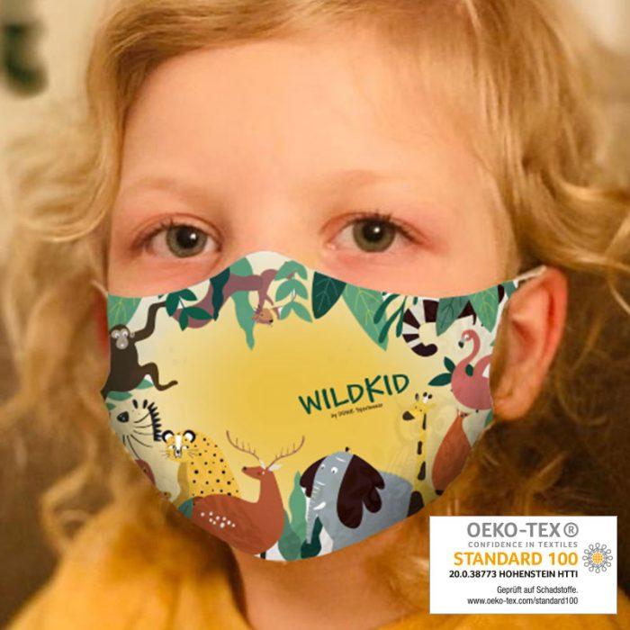WildKid Kindermaske von DOWE