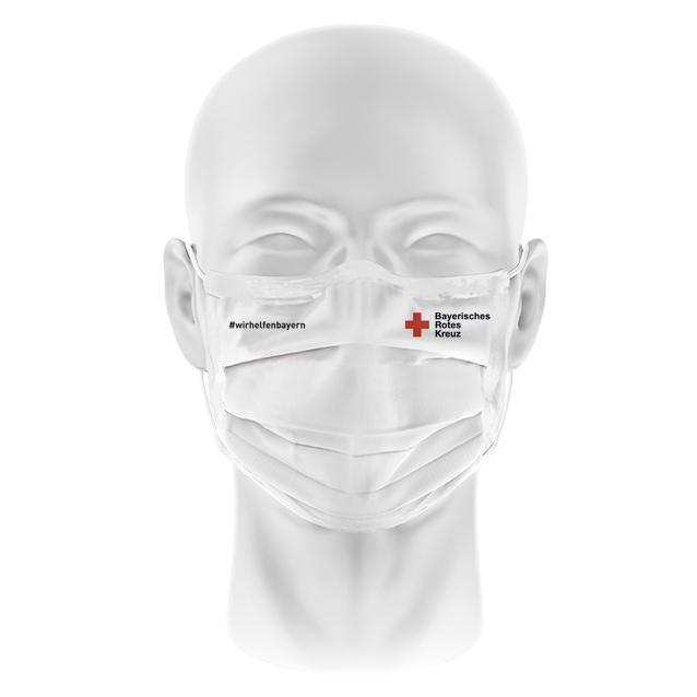 Dowe Sportswear Basic Maske - BRK