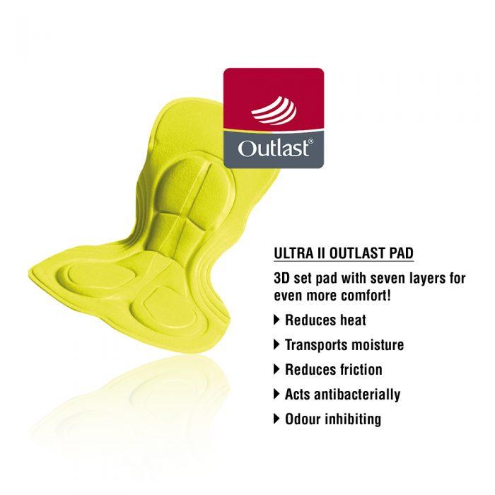 Ultra II Outlast Pad