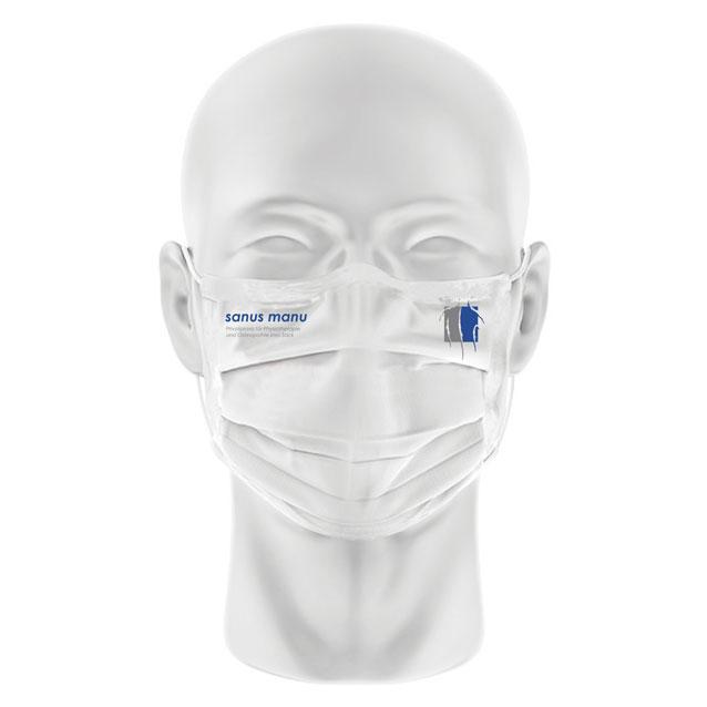 community mask sanus manu